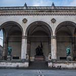 2018 - Germany - Munich - Feldherrnhalle, Odeonsplatz thumbnail