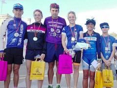 Lantadilla triatlón sprint Team Clavería 2