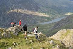 The View (MrHRdg) Tags: wales northwales gwynedd snowdonianationalpark yrwyddfa conwyvalley dyffrynconwy devilskitchen twlldu cwmidwal clogwynygeifr