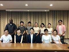 Seminar by Dr. Nomura
