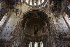Gelati Mosaic (Giorgi Natsvlishvili) Tags: gelati cathedral church orthodoxchurch mosaic fresco georgia landmark history