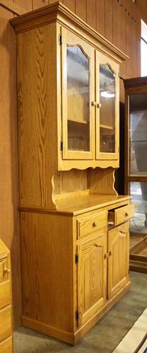 House of Oak stepback cupboard ($336.00)