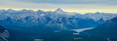 Panorama Atop Sulphur Mountain (Sid's Corner) Tags: yellow canada canadianrockies rockies nature natureaddict nationalgeographic nationalgeographicworldwide ngc northamerica blue adventure schoksi schoksiphotography scenery nikond800 americas d800 flickraward flickrcentral flickrgallery flickrawardgallery picoftheday landscape landscapes lake lakes paradise travel tripofalifetime viewpoint nationalparks nationalpark mountain mountains naturephotography banff banffnationalpark view aerialview sulphurmountain banffgondola gondola peaks valley