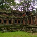 East entrance to Angkor Wat near Siem Reap, Cambodia thumbnail