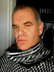 New selfie old turtleneck 6 (jeremyv3) Tags: sweater jumper oversized white black men fashion cowlneck turtlenecks turtleneck