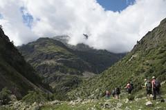 Tour de l'Oisans et des Écrins (GR54) (Kitty Terwolbeck) Tags: ecrins alps france frenchalps mountains outdoors hiking trekking nature adventure huttentrektocht snp groepsreis travel bergwandelen gr54 tourtheoisans tourdeloisans oisans alpen fransealpen hautesalpes hikers isère