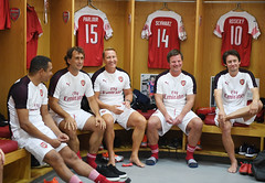 Arsenal Legends v Real Madrid Legends (Stuart MacFarlane) Tags: sport soccer clubsoccer london england unitedkingdom gbr