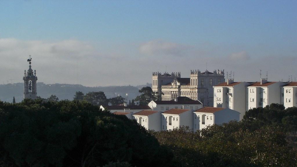 Ajuda, Lisboa — © 2008. Série Cristal, n.º 8341.