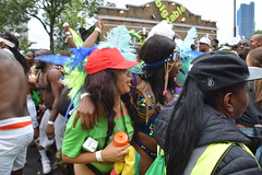 DSC_8007 (photographer695) Tags: notting hill caribbean carnival london exotic colourful girls aug 27 2018 stunning ladies