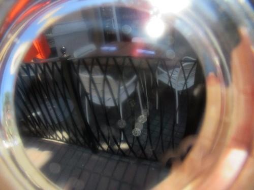 fx4825 Glass distortion