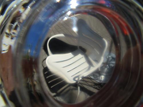 fx4820 Glass distortion