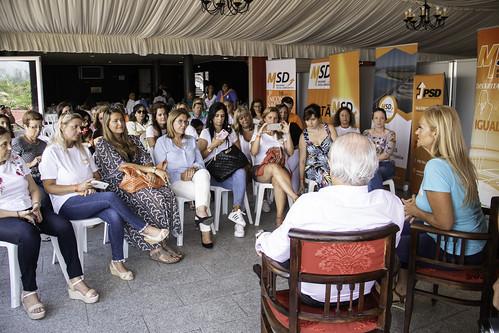 Rui Rio no primeiro encontro de verão das MSD