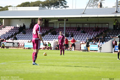 "Arbroath 3 - 0 Annan Athletic - (Scotsman_in_Hawaii) Tags: arbroath arbroathfc smokiesandwine cmonthelichties theredlichties scottishfootball canon1dxmarkii scotland ""saturday 8th september 7dm2"" ""the black golds"" ""galabankies"" ""annan athletic"" irnbrucup annanathletic"