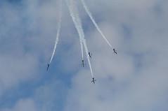 Bournemouth Airshow 2018 - 165 - Breitling Jet Team (D.Ski) Tags: breitling jet tream breitlingjetteam bournemouth airshow bournemouthairshow bournemouthairfestival 2018 airplane aircraft planes display flying england southcoast uk nikon d700 nikond700 200500mm