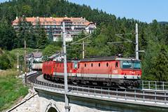 sem_180829_15 (Prefektionist) Tags: 1144 80200mmf28d austria bahn d700 eisenbahn loweraustria niederösterreich nikon oebb rail railroad railway semmering semmeringbahn train trains wolfsbergkogel öbb österreich semmeringkurort at