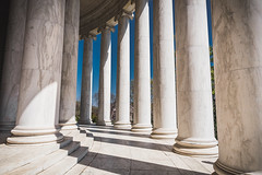 Jefferson Memorial (davebentleyphotography) Tags: 2018 dc davebentleyphotography washingtondc jefferson memorial thomas architecture columns canon