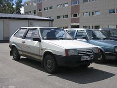 1998 Lada Samara (Stig Baumeyer) Tags: lada zhiguli togliatti vaz ladasamara samara 1998ladasamara 1998lada
