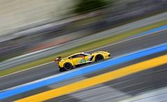 Chevrolet Corvette C7.R (Clément_J) Tags: chevrolet corvette c7r racing endurance gte pro nikon d7200 nikkor 70 200 f4 24 heures du mans 2018 tertre rouge corner virage wec