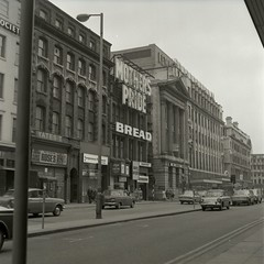 02-06-1970_Town Planning_12-12A Mosley St_TP Appeal (archivesplus) Tags: mosleyst 856eyg ford cortina anglia fordcortina fordanglia volvo