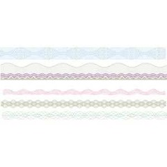 Vector 5 different Beautiful Certificate border style (cgvector) Tags: 5 blank borders certificate contour curve decor decoration document elegant filigree graphic green guilloche illustration ornament ornamental pattern pink print red seal security special