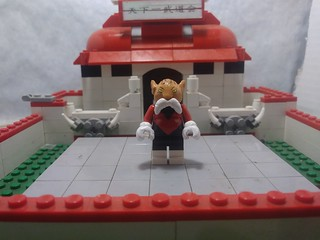 lego custom dbs toppo