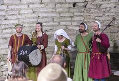 Själ (and friends) at St. Lars (chrisbradley308) Tags: själ medeltidsveckan visby sweden concert music medieval