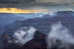 After the Storm (Kirk Lougheed) Tags: arizona coloradoplateau desertview escalantebutte grandcanyon grandcanyonnationalpark southrim usa unitedstates canyon cloud landscape nationalpark outdoor park rim sky storm summer sunset