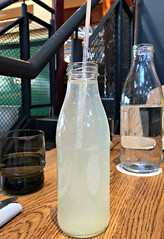 2018 Sydney: Lunch @Tramsheds (dominotic) Tags: 2018 food drinks meal lunch butcherandthefarmer yᑌᗰᗰy tramshedsharoldpark iphone8 sydney australia lemonsoda