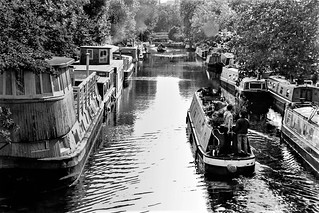 Little Venice, London.