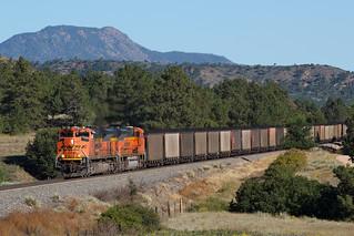 BNSF 9173 Colorado Springs 12 Sep 18