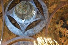 Monasterio de Voroneț (Rumanía, 21-8-2018) (Juanje Orío) Tags: 2018 voronet moldavia rumanía românia patrimoniodelahumanidad worldheritage monasterio iglesia church interior religión