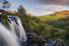 Loup of Fintry (jasty78) Tags: loupoffintry waterfall sunrise goldenhour riverendrick fintry carronvalley stirling scotland nikond7200 sigma350mmf14