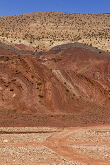 2018-4528 (storvandre) Tags: morocco marocco africa trip storvandre telouet city ruins historic history casbah ksar ounila kasbah tichka pass valley landscape