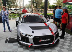 Audi R8 LMS GT4 (Infinity & Beyond Photography) Tags: audi r8 lms gt4 exotic sports car supercar miami cars exotics supercars sport