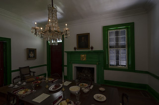 Rose Hill Plantation Interior II