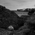 Todhead Point Lighthouse from Catterline thumbnail