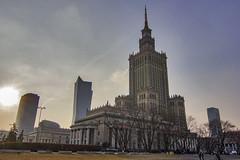 PKiN (Varsovia - Polonia) (U2iano) Tags: pkin varsovia stalin polonia poland warsaw city palac kultury nauki