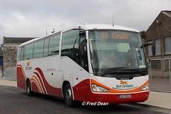Bus Eireann SC253 (08D60077). (Fred Dean Jnr) Tags: buseireannroute226 buseireann cork scania irizar century sc253 08d60077 kentstationcork august2018 corkkentstation