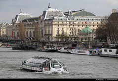 Musée d'Orsay & Seine seen from Pont de la Concorde, Paris, France (JH_1982) Tags: musée dorsay museum musee museo orsay 奥赛博物馆 オルセー美術館 오르세 미술관 музей орсе historic architecture landmark building seine sena senna 塞纳河 セーヌ川 센 강 сена river fluss riverfront quai railway station cityscape city urban water pont de la concorde bridge brücke puente 协和桥 コンコルド橋 콩코르드 다리 мост согласия paris parís parigi 巴黎 パリ 파리 париж باريس frankreich francia frança 法国 フランス франция فرنسا