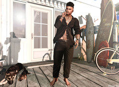 #N38 (dumeric_asp) Tags: mesh avatar secondlife sl body signature catwa bento event uber gb gabriel lenox ysoral re men mens style fashion