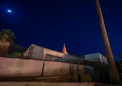 Abandoned Church Palm Springs, CA (jimisPHOTOS) Tags: church architecture abandoned sky night photography stars california