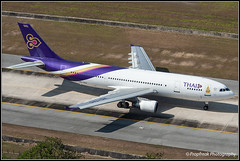 HS-TAO / HKT 05.2.2009 (propfreak) Tags: propfreak vtsp hkt phuket hstao airbus a300622r thaiinternational