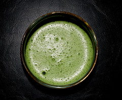 Meditative matcha moments (WinRuWorld) Tags: canon canonphotography matcha chanoyu chawan japanesefood japaneseteaceremony green bubbles tea camelliasinensis zen meditation relaxation maccha drinks drink liquid froth food sustenance