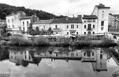 BRANTOME (claude 22) Tags: brantôme dordogne la dronne périgord france village nouvelle aquitaine abbaye architecture roman art gothique rivière