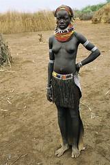 portrait of a girl (p.spaggiari) Tags: etiopia omorivervalley