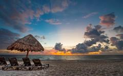 Caribbean Dream (Brook-Ward) Tags: hdr brook ward caribbean dream mexico cancun travel vacation holiday beach seascape landscape sky cloud blue sunset sunrise