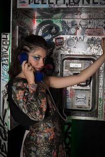 call box @ Adobe of Chaos