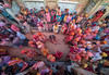 20180227_ZA_Lathmar at Barsana_8 (3) (Zabeeh_India) Tags: holi india lathmaar lathmar mathura uttarpradesh vrindavan zabeehafaque barsana nandgaon brajkiholi festivalsofindia holi2018 mathuraholi vrindavanholi indianfestival colorsofindia festivalofcolors