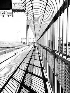 Jacques Cartier Bridge Pedestrian