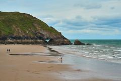 Welsh Coast -161 (Gilles_Ollivier_GeO) Tags: sony a7rii coast sea mer see rocks wandering nationaltrust cymru wales